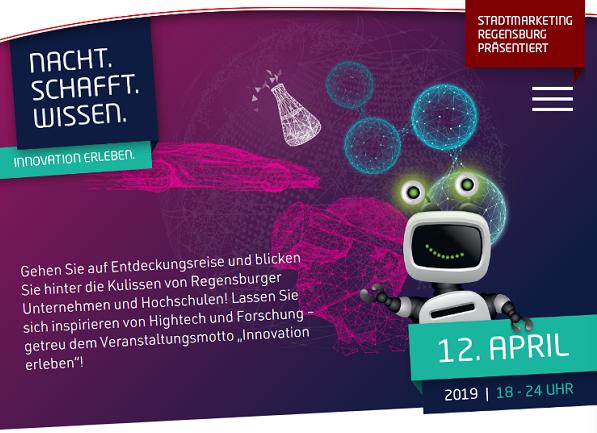 Nacht Schafft Wissen Regensburg
